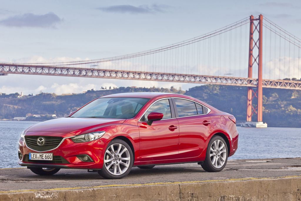 2014 Mazda6 megagallery [Part two] Mazda 6, Mazda, Car