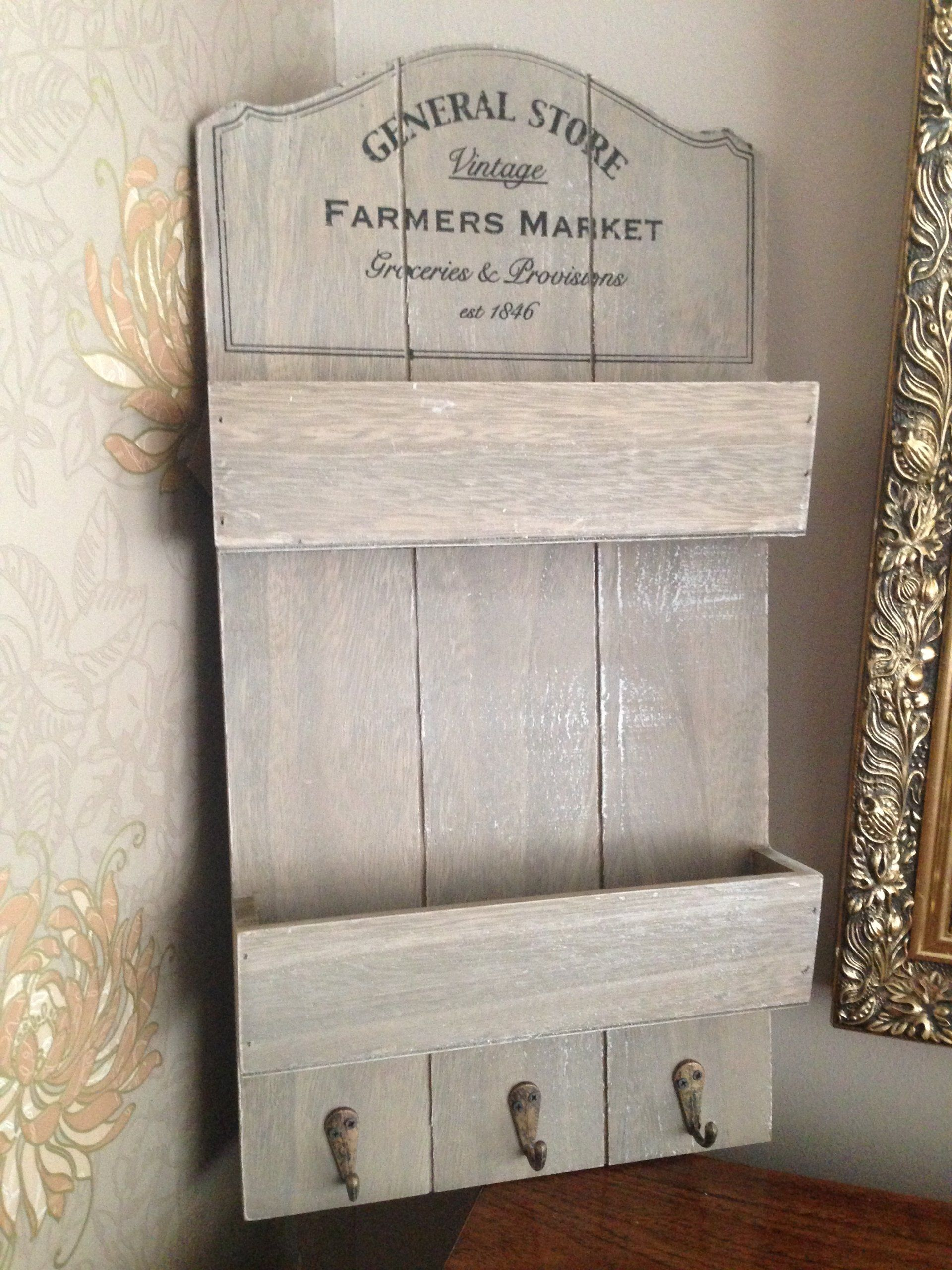 New Shabby Chic Rustic Vintage General Store