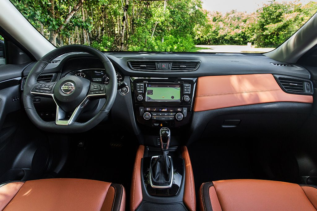 2019 Nissan Rogue vs. 2019 Honda CRV Which Is Better
