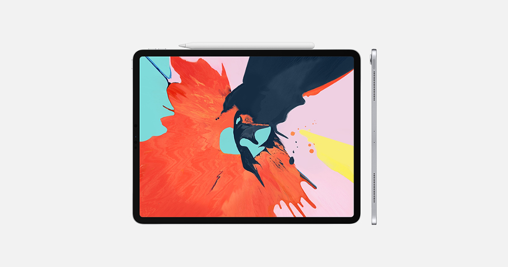 Ipad Pro In 11 Inch And 12 9 Inch Sizes Supports The New Touch Sensitive Apple Pencil On An Edge To Edge Display Buy W Ipad Pro New Ipad Pro Apple Ipad Pro