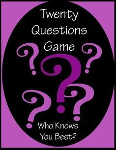 twenty questions 40 year old birthday party ideas themes