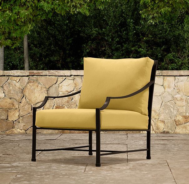 Carmel Luxe Lounge Chair Residential Design Class