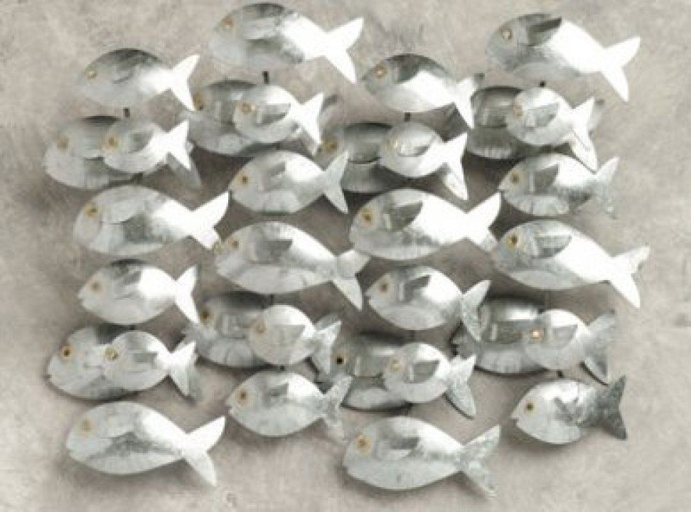 Fish Metal Wall Art fish metal wall art | decorating | pinterest | metal wall art