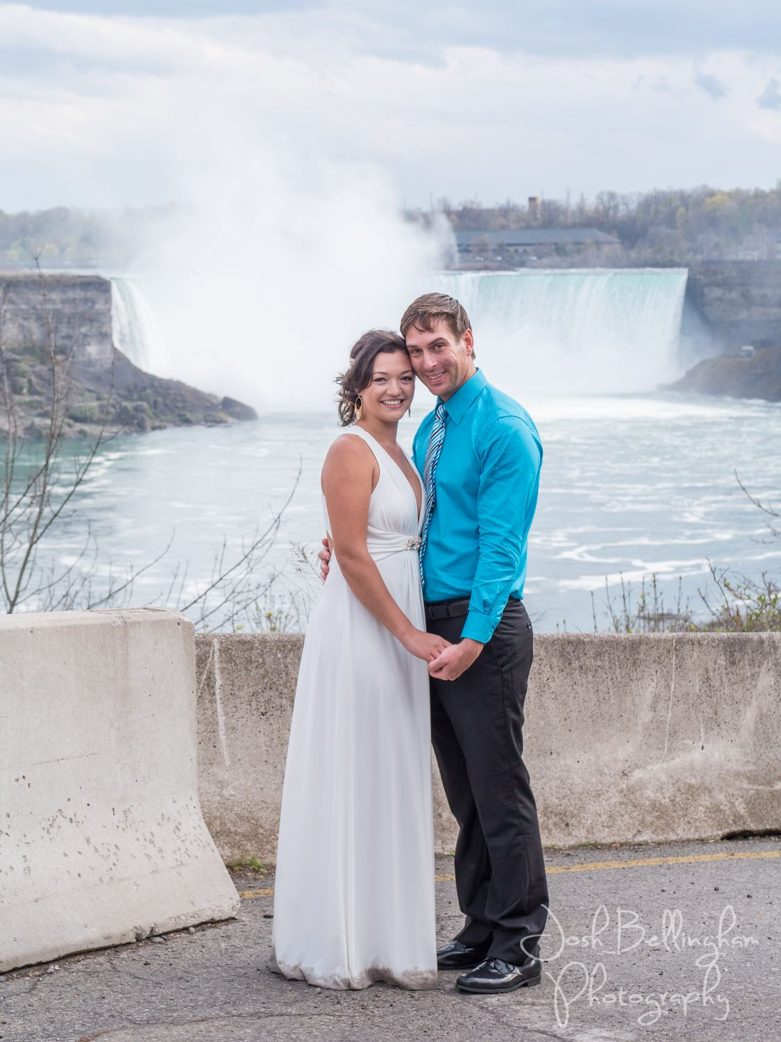 Elopement Niagara Falls NY | Niagara wedding photographer ...