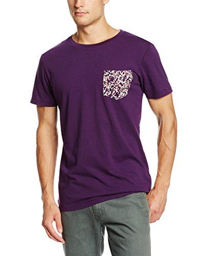 WeSC Men's Ludwig Short Sleeve T-Shirt, Blackberry, X-Small WeSC http://www.amazon.com/dp/B00JUJY2AQ/ref=cm_sw_r_pi_dp_Lnkjvb0VRZ6YC