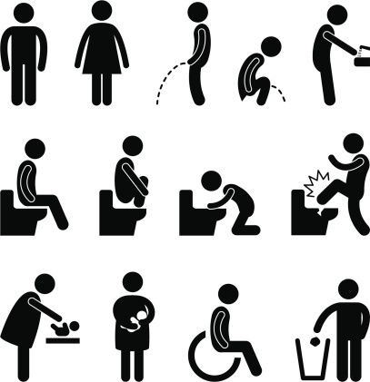 Men And Women Bathroom Symbols Google Search Sample Pinterest
