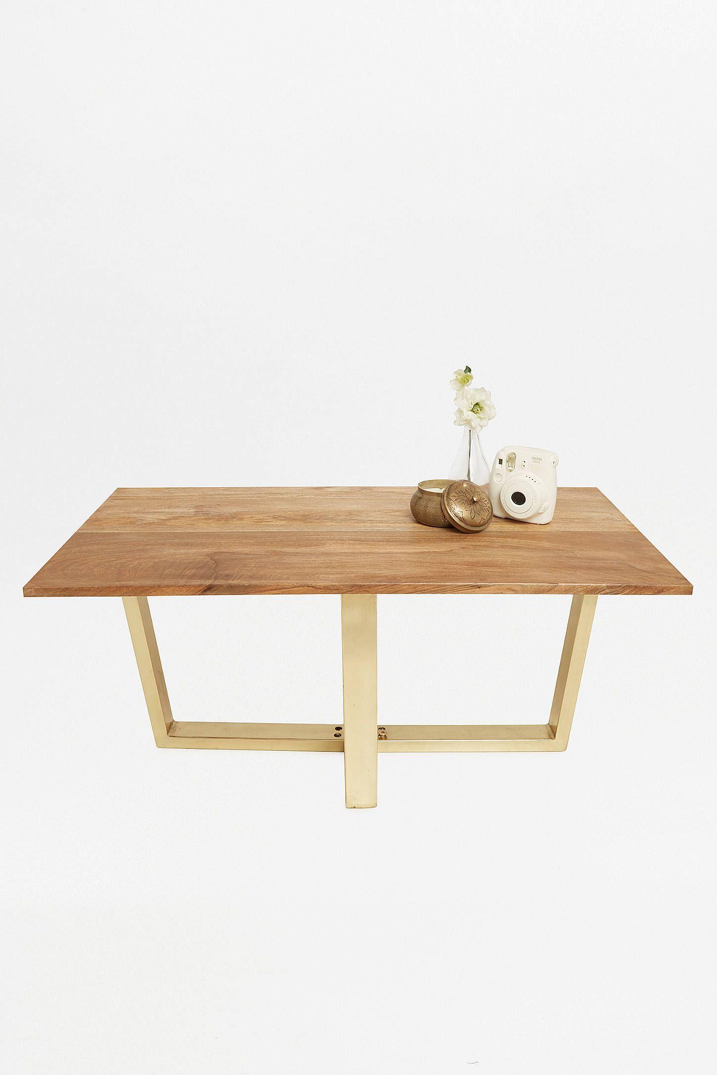 Luxe De Table Basse Rustique Chene Massif Concept