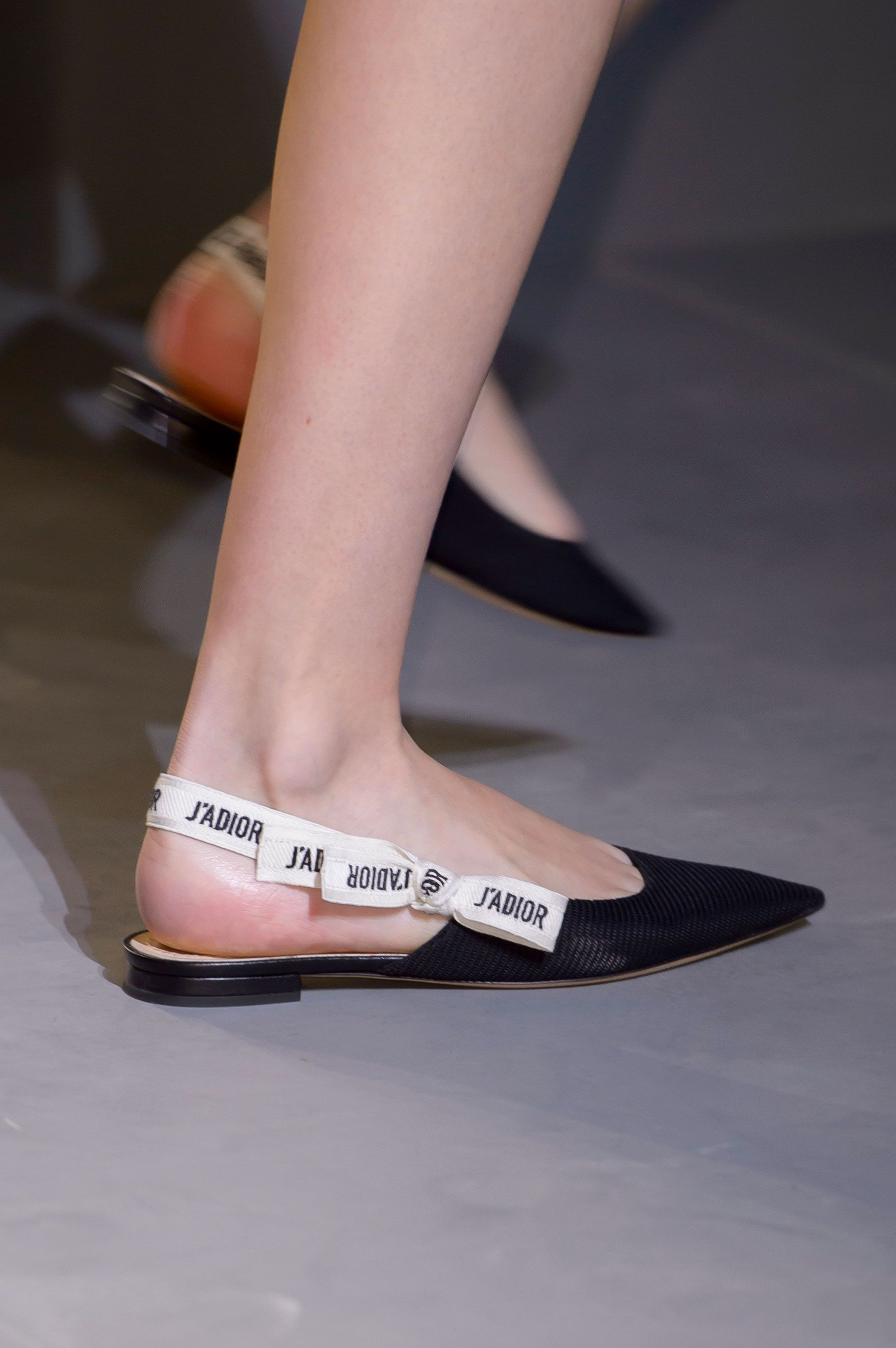 5eab8afd7c Christian Dior Spring 2017 Paris | Flat shoes for Women in 2019 ...
