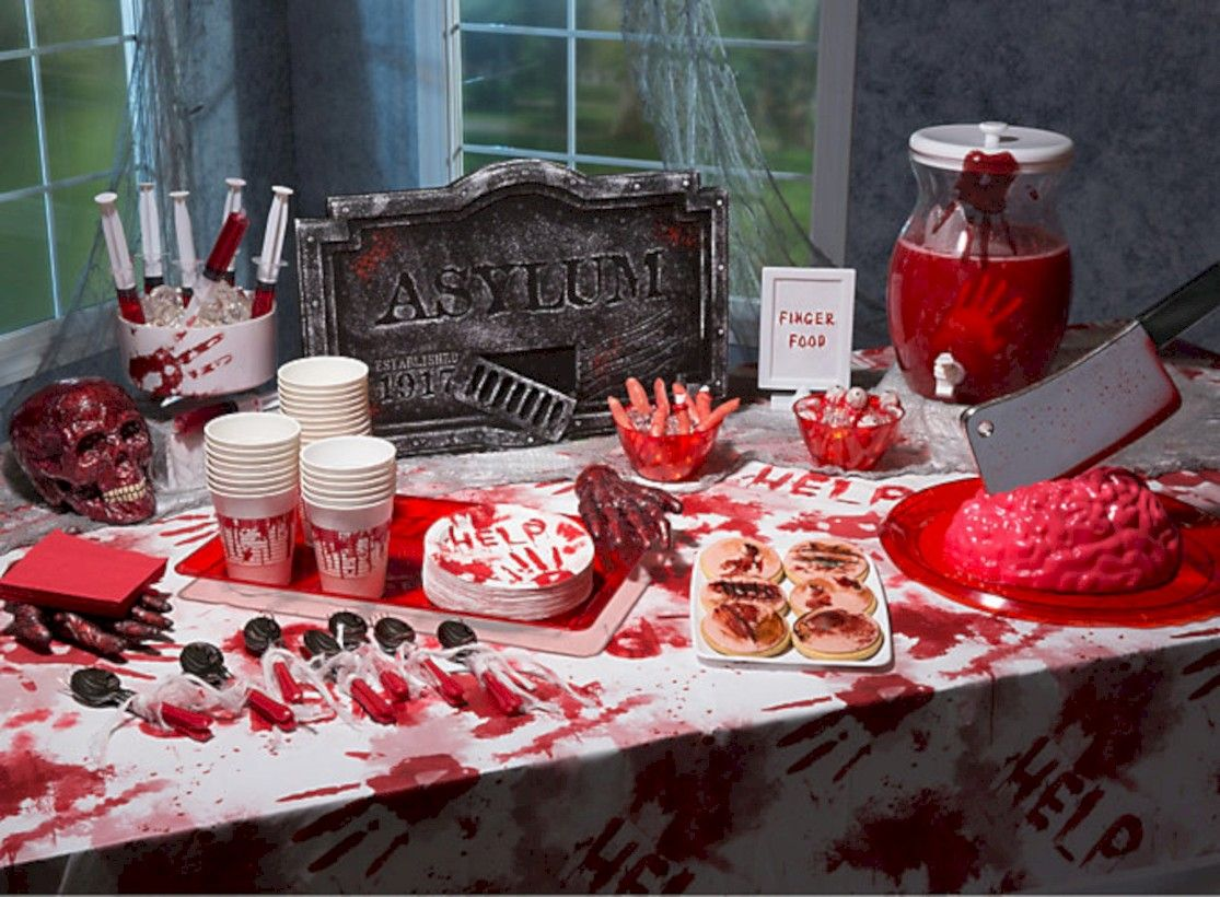 42 Scary Halloween Wedding Decoration Ideas