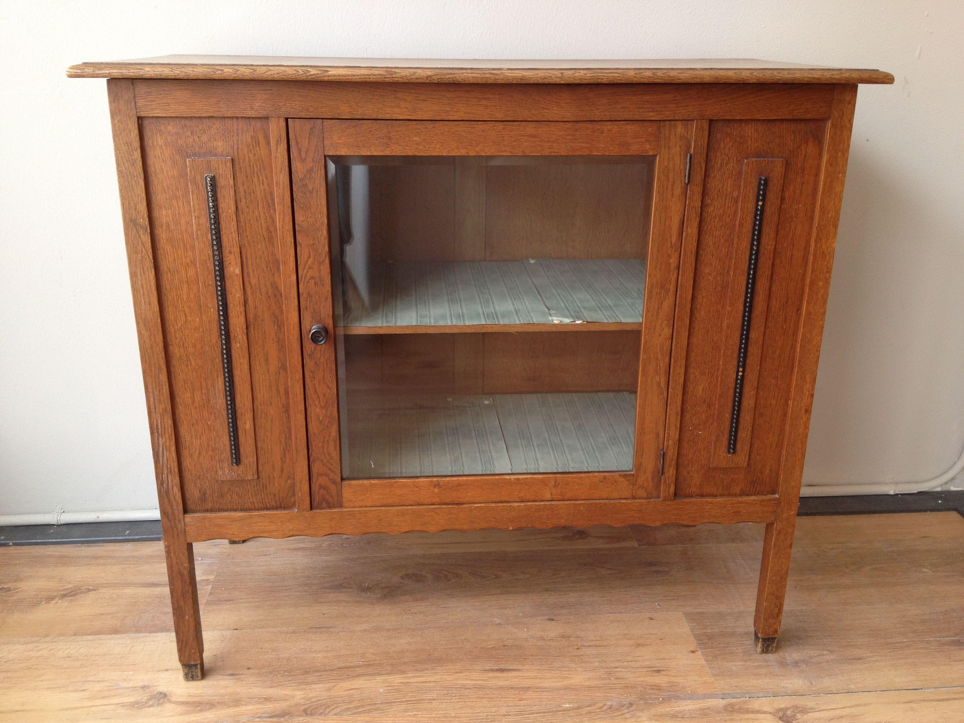 Jaren 30 Keuken Amsterdamse School : Antique School Cabinets