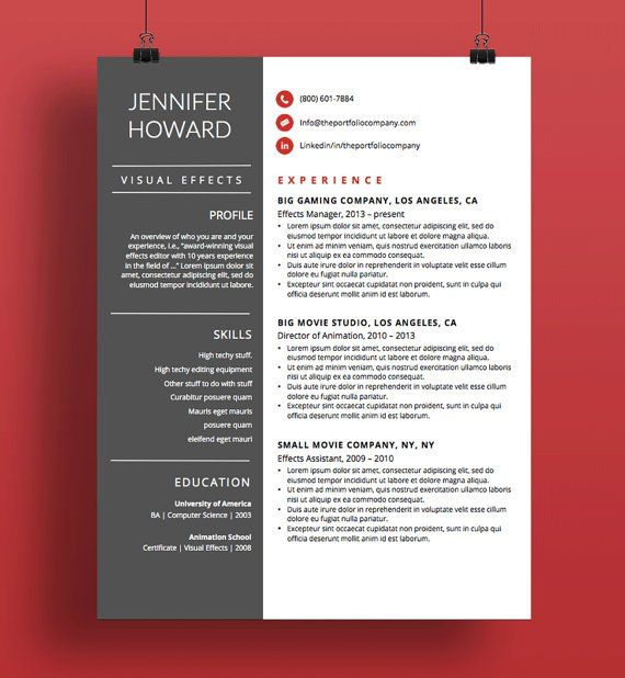 The 3 Best Tweaks to Make Your Resume Stand Out Pinterest - make your resume stand out