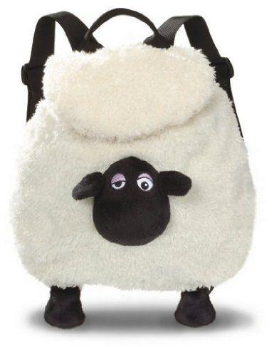003aafe4c1 Shaun the seep   Shirley backpack Shaun The Sheep