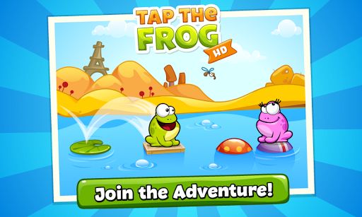 Tap the Frog HD v1.0 Requirements Android O/S 2.2
