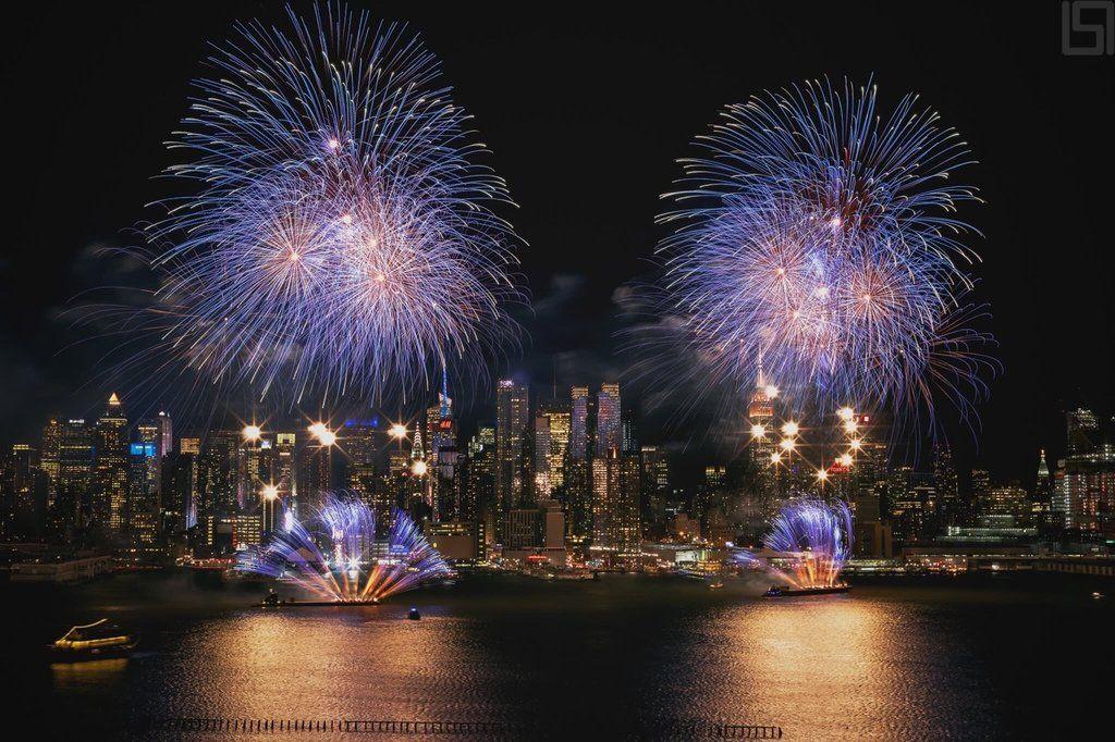 NewYorkCityFeelings on Chinese new year fireworks, New