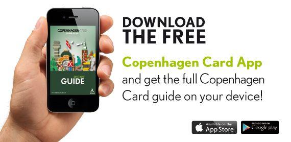 copenhagen card app