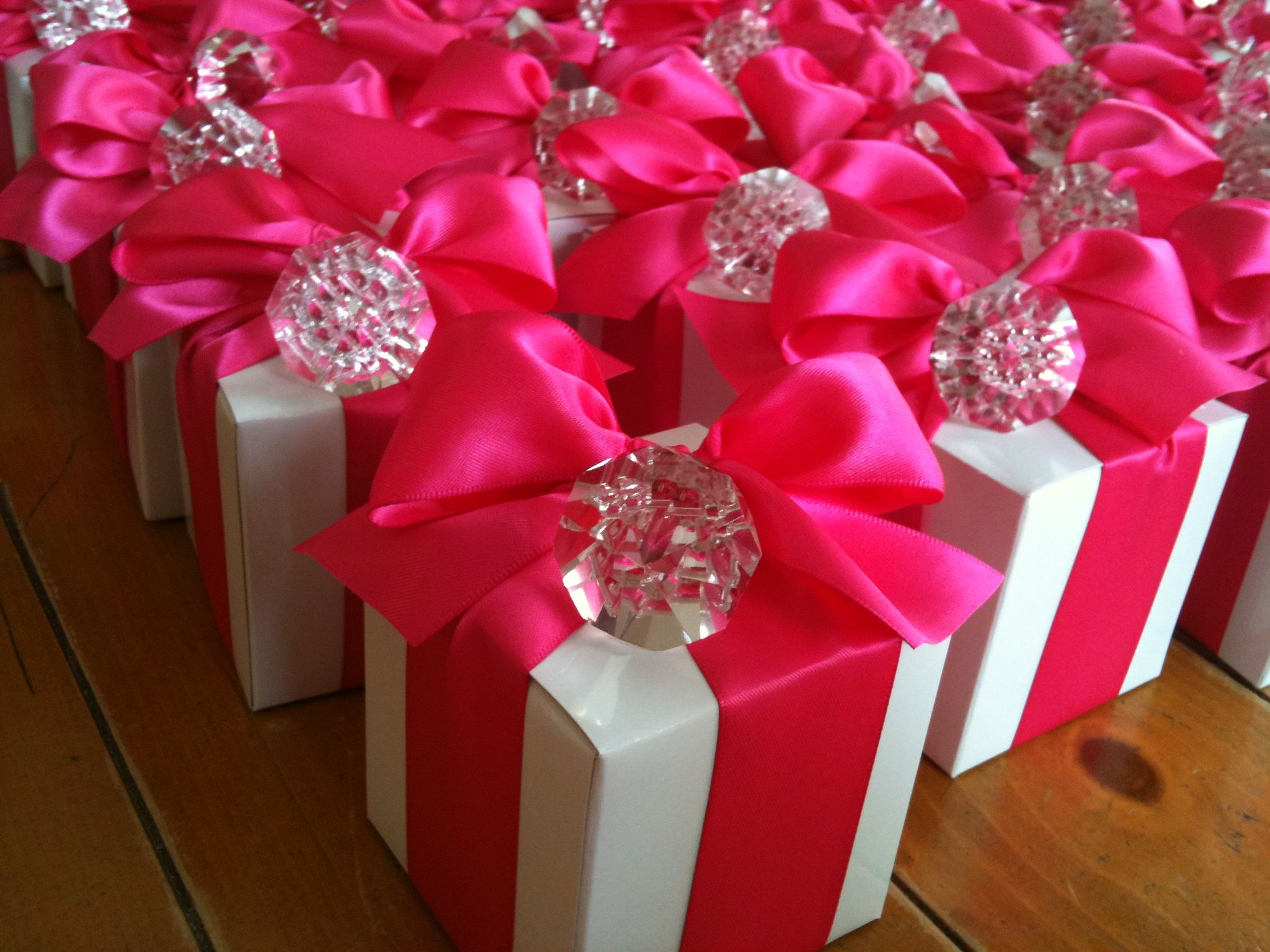 "Wedding Take Home Gifts: ""Baby Bling"" Or ""Wedding Bliss Bling"" Shower Take Home"