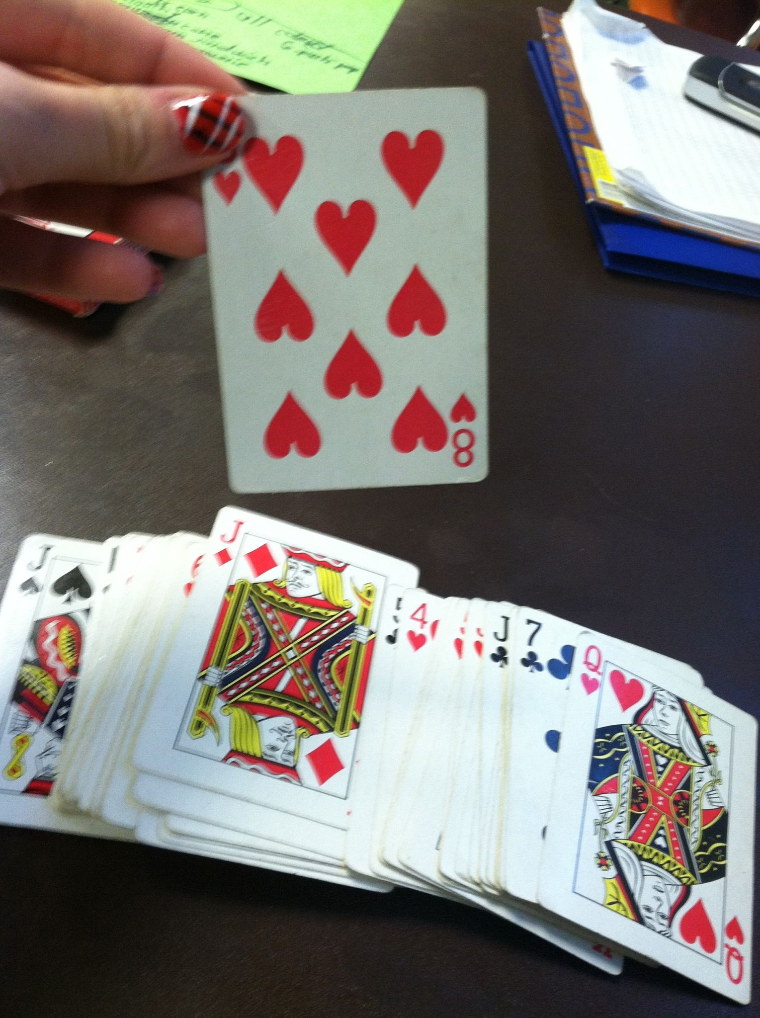 How To Do A Simple Card Trick For Kids Card Tricks For Kids