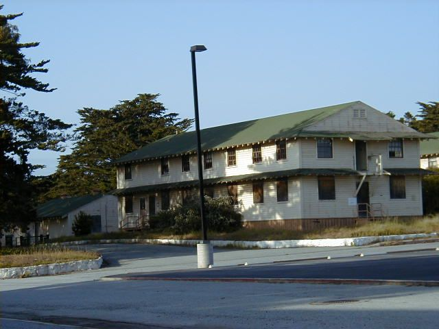 Fort Ording Places In California Ord Fort