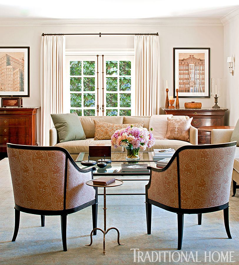 Before and After: Actor Sean Hayes' Hollywood Home | Traditional Home
