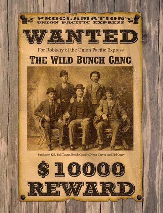 what i imagin my poster would look like western Pinterest - create a wanted poster free