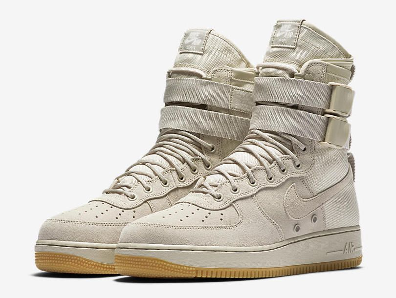 Release Date: Nike Special Field Air Force 1 String • KicksOnFire.com