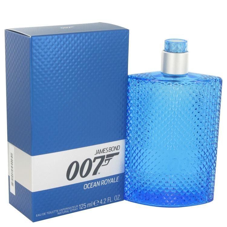 007 Ocean Royale by James Bond Eau De Toilette Spray 4.2 oz