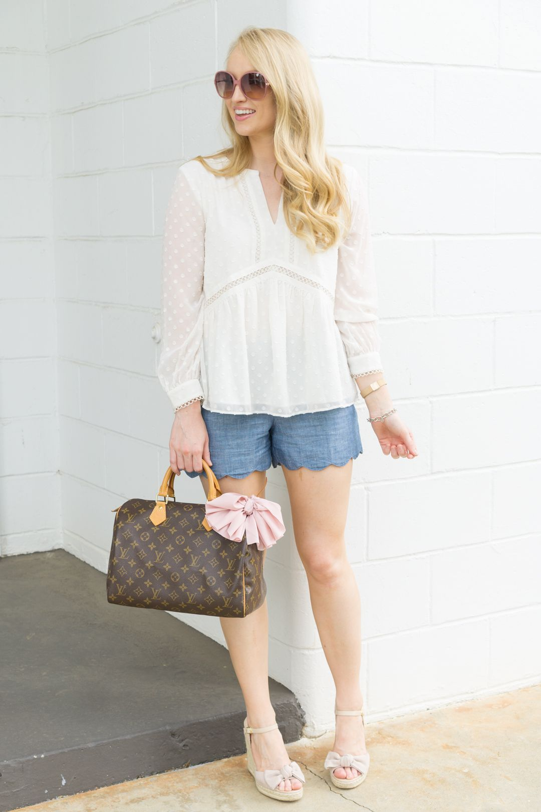 Currently Loving at Loft Strawberry Chic SALE FAVORITES