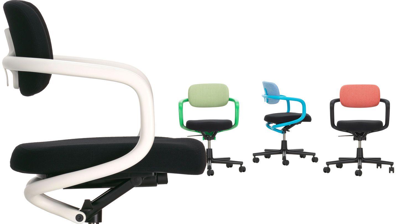 Sedie Ufficio Vitra : Vitra allstar light scale task chairs alt and desks