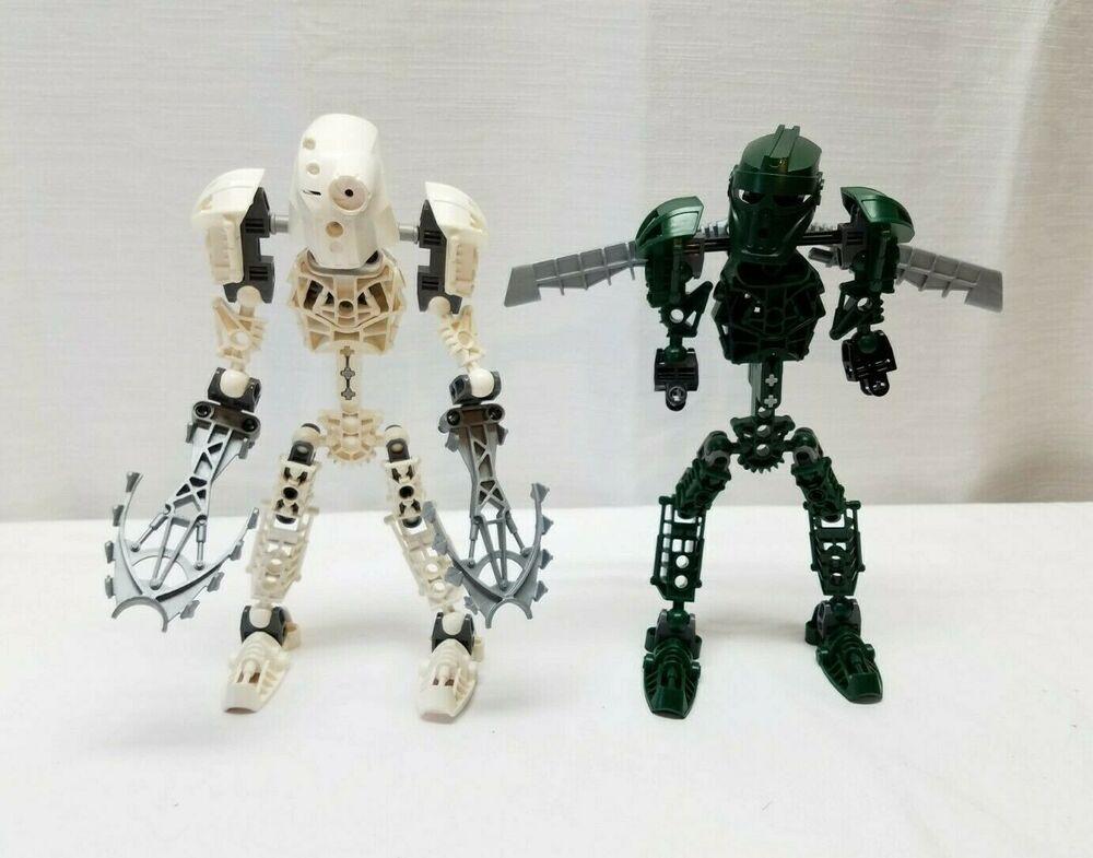 Figur 8605 Toa Matau Lego Bionicle
