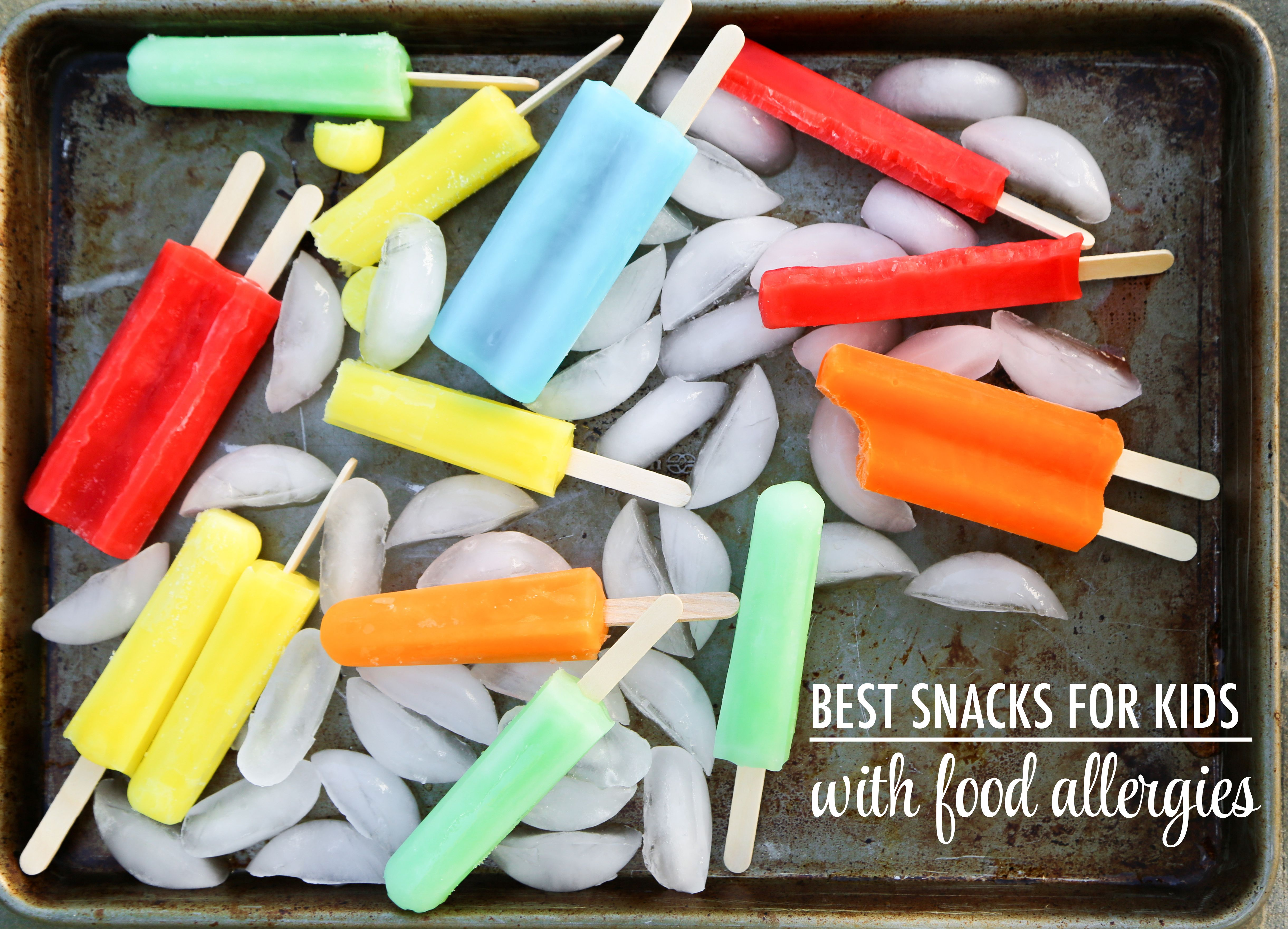 Great snack recipe ideas for kids with food allergies kid great snack recipe ideas for kids with food allergies forumfinder Images