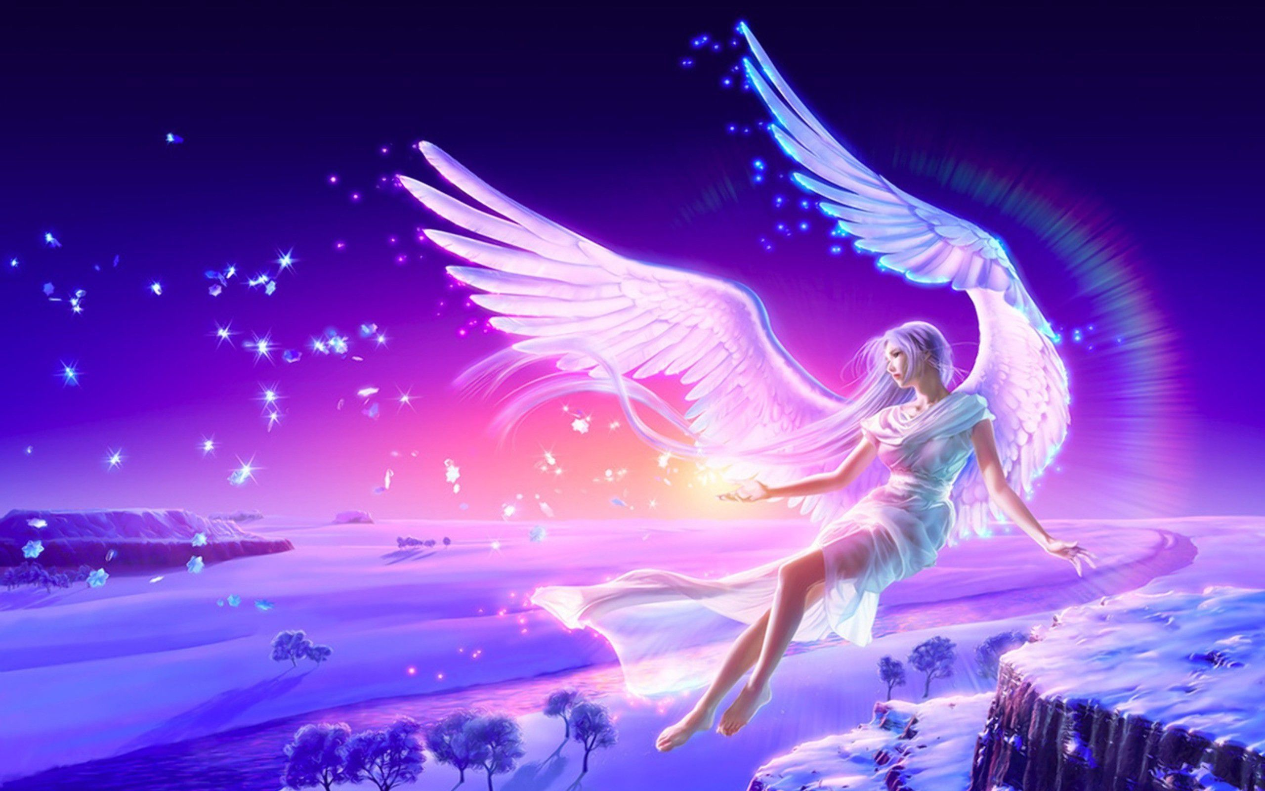Anime angels wallpapers new anime angel full hd - High quality anime pictures ...