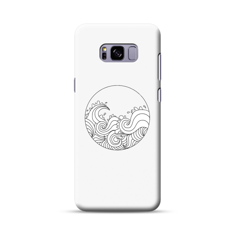 The Tide Samsung Galaxy S8 Plus Case Galaxy S8 Case Samsung Galaxy