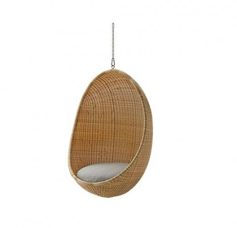 Charmant Nanna Ditzel, Hanging Egg Chair