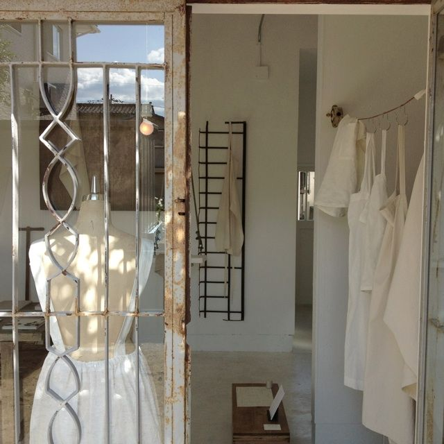 ATELIER RUE VERTE , le blog: Japon / Coil 4 a beautiful and rustic store /