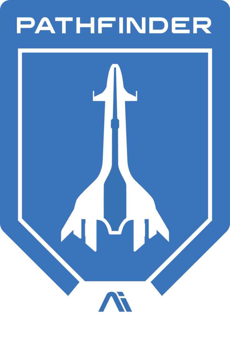 From Mass Effect Design Owned By Bioware And Ea Graphic Design Letters Pathfinder Mass Effect