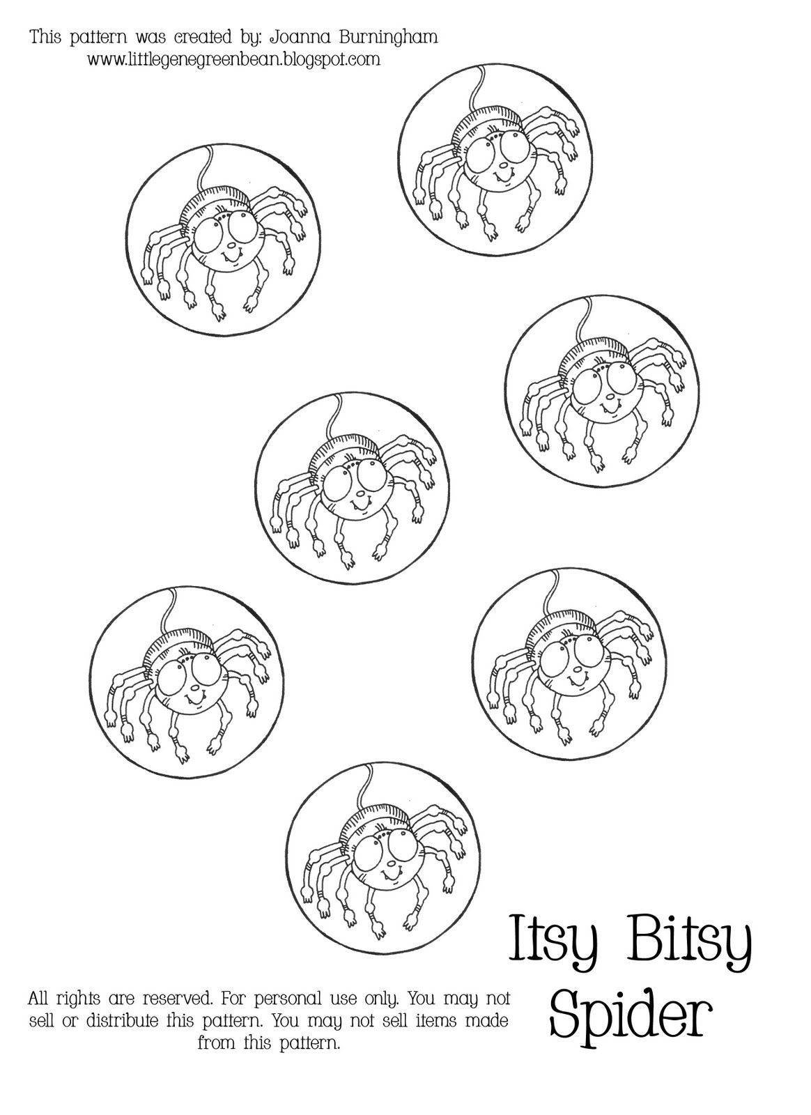 Itsy Bitsy Spider | Primary Ideas | Pinterest | Gene green, Flannel ...