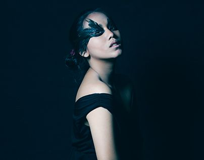 """Check out new work on my @Behance portfolio: """"Black Swan"""" http://be.net/gallery/36408761/Black-Swan"""