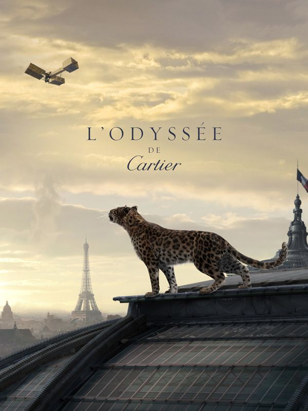 L Odyssee By Cartier The Most Amazing Movie Ever Produced By A Luxury Brand Cartier Panther Cartier Animals