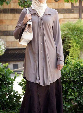 #The Maymuna Jersey Top--great for maternity! #shukr  Tunics #2dayslook #Tunics style #TunicsfashionTunics  www.2dayslook.com