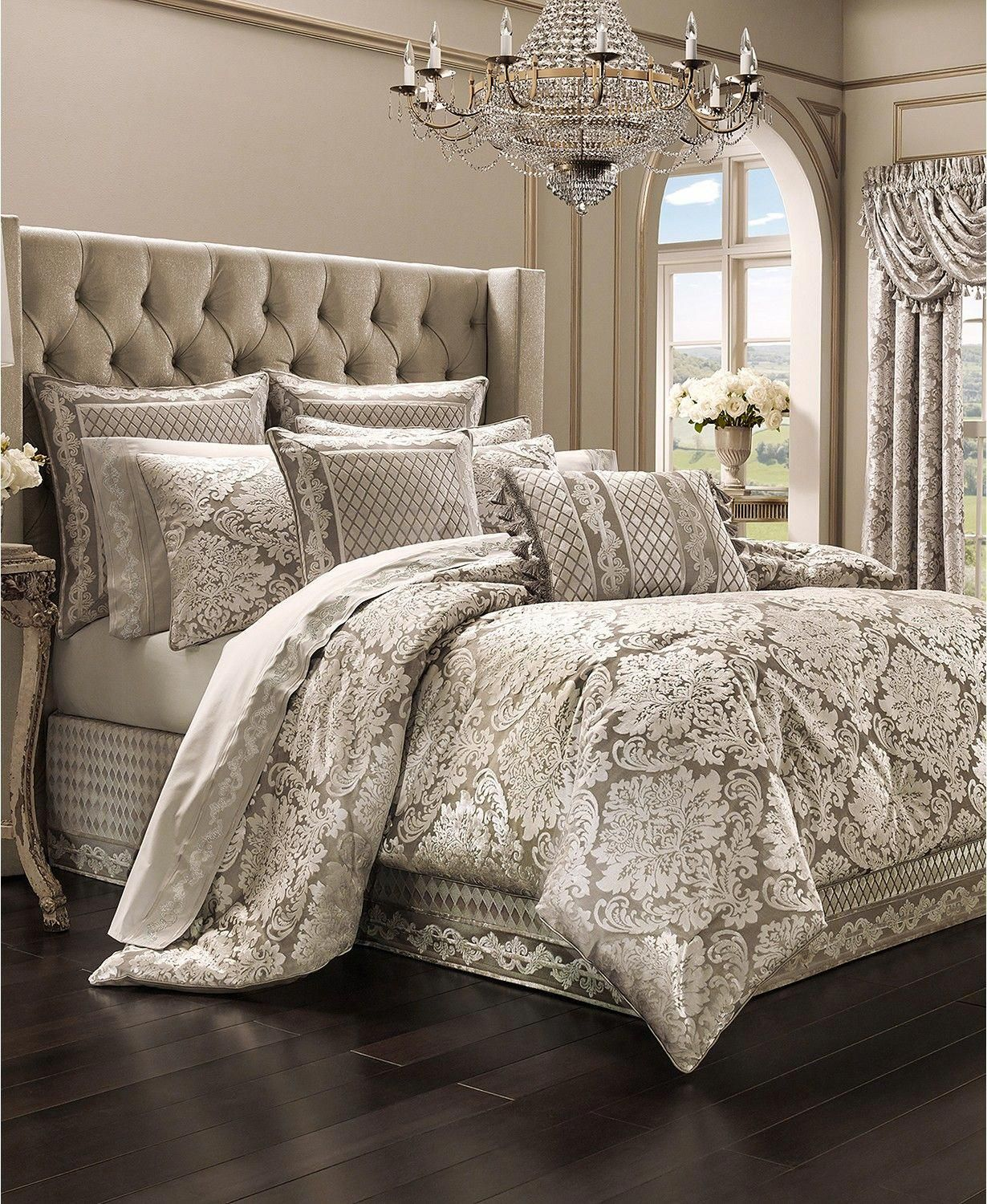 Luxury Bed Linens For Less Coolbeddingsets In 2020 Luxurious Bedrooms Bedding Master Bedroom Comforter Sets