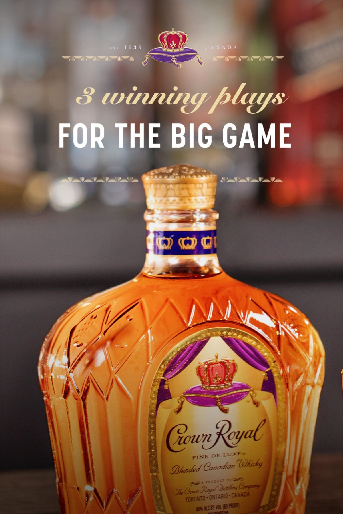 Where To Buy Crown Royal Canadian Whisky in 2020 Wedding