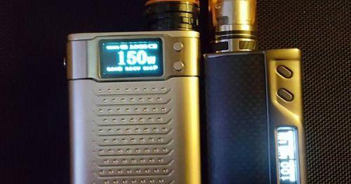 Smok Koopor Primus / Smok TFV8 & Sigelei 213 / Council of...