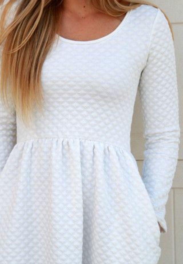 Pin de Marlen Cita en faldas y vestidos | Pinterest | Ropa blanca ...