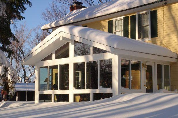 Wonderful Sunrooms Lancaster PA | Four Season Rooms Seaway Sunroom Additions