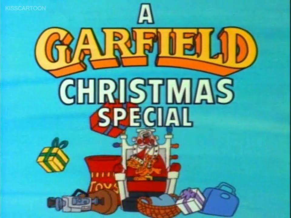 A Garfield Christmas Garfield Christmas Garfield Christmas Special