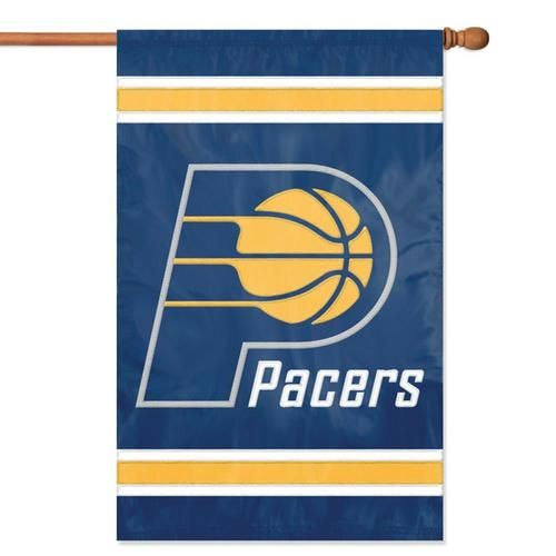 Indiana Pacers 2 Sided Large Outdoor House Flag