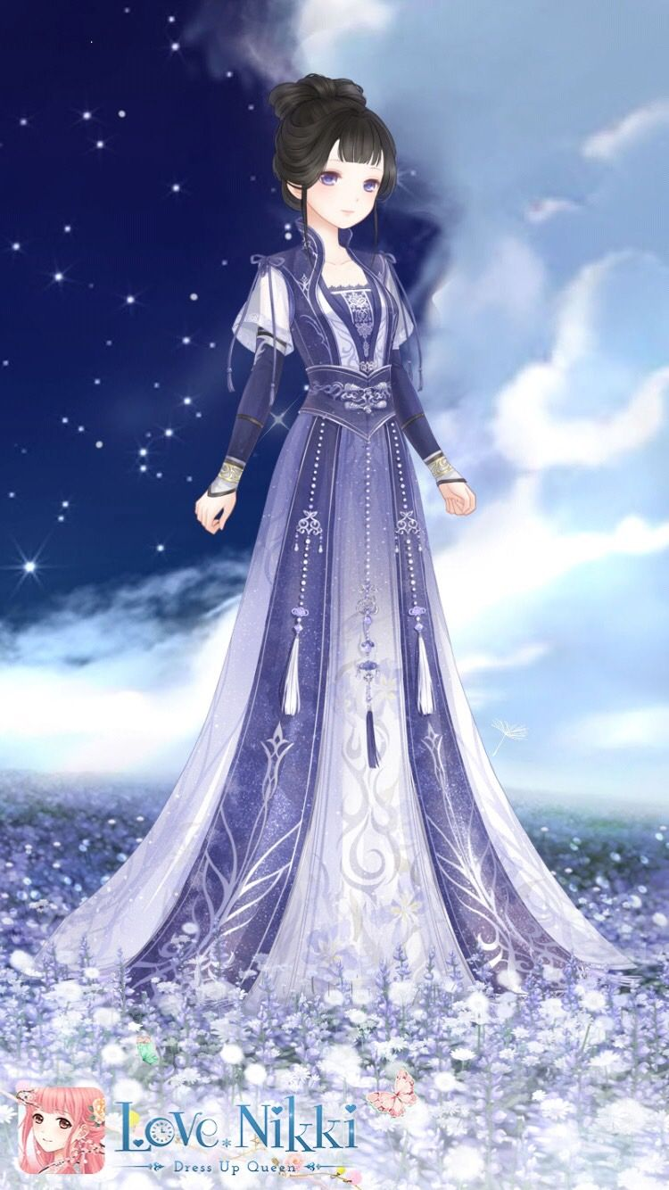 Love Nikki dress up queen Anime dress, Anime outfits
