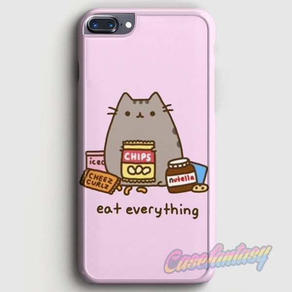 release date: 4e3ab 94967 Pusheen The Cat iPhone 7 Plus Case | casefantasy | Pusheen my kitty ...