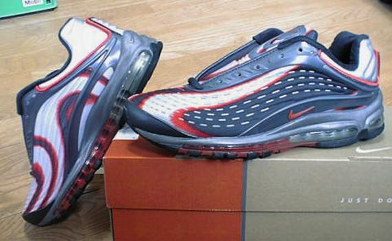 1b7a621f9f Classics Revisited: Nike Air Max Deluxe (1999) | Sneaker head | Nike ...