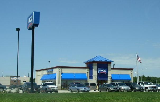 Car Dealerships In Springfield Il >> The Ihop In Springfield Il Springfield Illinois Illinois